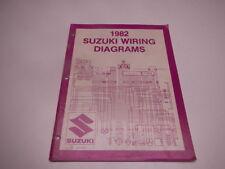 1982 suzuki wiring diagrams gs dr gn sp dr500 gs750 gs1100 gn400 sp250  pe175 82