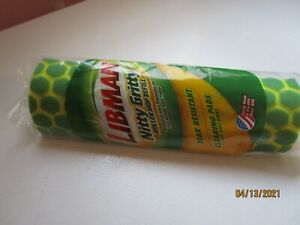 Libman Nitty Gritty Roller Mop Refill Tear resistant. Cleaning pads lift dirt