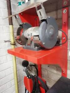 Shelf Only - Bench Grinder Shelf Wall Mounted Size small 250mm x 250mm