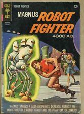 Magnus Robot Fighter #9-1965 vg 4.0 Gold Key Russ Manning Aliens