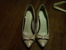 Beige/Tan Womens heels