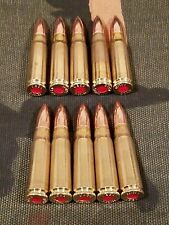 7.62x39 SNAP CAPS  SET OF 10  SKS, AK