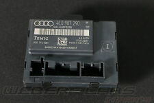 Audi Q7 4L Bordnetz Steuergerät Zentralsteuergerät Komfort 4L0907290 4L0910290A