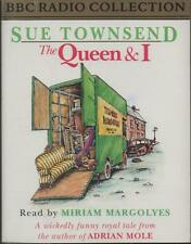 THE QUEEN & I by Sue Townsend ~ A BBC Reading by Miriam Margolyes on 2 Cassettes