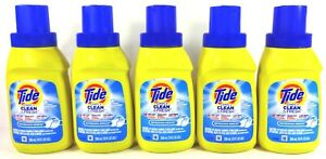 Tide Simply Clean Fresh Laundry Detergent, Refreshing Breeze, 10 fl oz (5 Count)