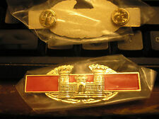 ARMY HAT PIN - COMBAT ENGINEER BADGE
