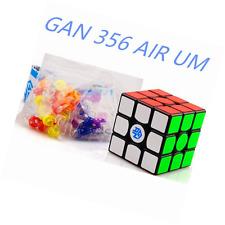CuberSpeed Gans 356 Air (Magnetic ) 3x3 Black Magic cube GAN 356 Air UM 3x3x3 Sp
