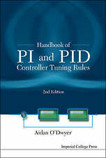 Handbook of PI and PID Controller Tuning Rules, Very Good, O'Dwyer, Aiden Book