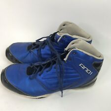 low priced 90d18 82075 AND1 Men s Size 9.5 Men s Mid Basketball Shoes Royal Blue ...