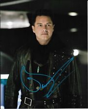JOHN BARROWMAN signed autographed ARROW, TORCHWOOD 8x10 photo w/COA PROOF