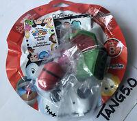 New Disney Tsum Tsum Santa Jack Nightmare B4 Series 8 Blind Mystery Stack Pack