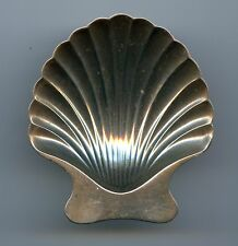 Tiffany & Co. .925 Sterling Sea Shell Dish