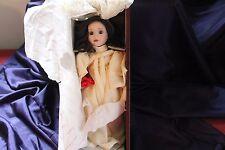 Danbury Mint Brides of America Lindsey.A Contemporary Bride G126 in Box w/Coa
