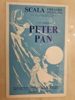 PETER PAN - MARGARET LOCKWOOD ALAN JUDD JANE WELSH SHIRLEY LORIMER JANE WREN