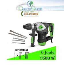 Trapano demolitore/Tassellatore 32mm 1500W Elem Constructor - CRH1502-32AVBM