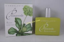 ERBOLARIO Wasser parfüm PRIMAVERDE 50ml frau primel blumig frühling