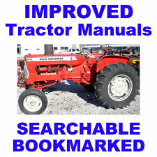 Allis Chalmers AC D-15 D15 Series II 2 SHOP Service Repair MANUAL -SEARCHABLE CD