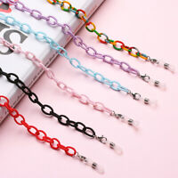 Color Eye Wear Accessories Glasses Necklace  Glasses Chain Eyeglass Lanyard