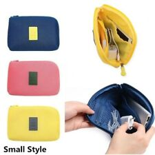 USB Hard Disk Case Organizer Bag Digital Pouch Earphone Cable Storage Travel