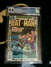 """Batman 309 (DC, first series) CGC 9.4, """"Have Yourself a Deadly Little Christmas"""""""