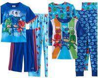 PJ Masks Boys Pajamas Catboy Gekko New