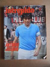 INTREPIDO n°48 1975 Antonio Juliano Renato Pozzetto Alfa Romeo in F1 [G551]