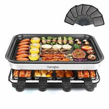 Raclette Grill 8 Person Desktop Barbacoa-Party Temperature Variable