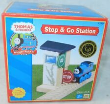 Thomas & Friends Wooden Railway - Stop and Go Station 99329  New in Box