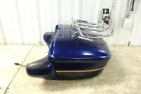 07 Yamaha XVZ 1300 XVZ1300  Royal Star Venture rear back luggage box trunk