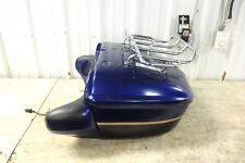 07 Yamaha XVZ 1300 XVZ1300  Royal Star Venture rear back luggage box trunk