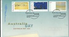 1997 Australia Day set 3 Fdi Lavender Bay (North Sydney) 16 Jan Special P/Mark