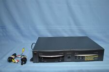 Go VIDEO 40060 GV4060 Dual Deck - VCR Copy VHA To VHS w Americhrome Circuitry