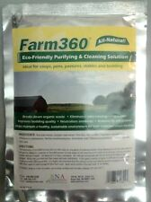 Farm360 natural cleansing & odor control for animal environments 20 gallon mix
