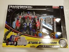 Transformers DOTM Supreme Class Jetwing Optimus Prime Exclusive Action Figure