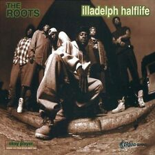 The Roots – Illadelph Halflife CD Geffen Records 1996 USED