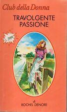 MU50 Travolgente passione Rochel Denore Club della Donna 1989