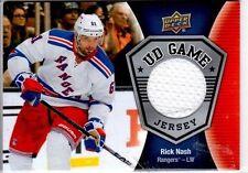 2016-17 Upper Deck Series 1 Game Jersey  GJ-RN Rick Nash - d83469284