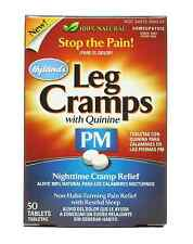 Hyland's Leg Cramps PM With Quinine Tablets 50 ea
