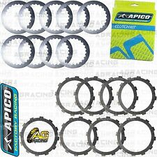 Apico Clutch Kit Steel Plates & Friction Plates For KTM EXC 450 2012 Enduro