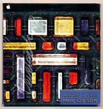 1998 Apple Developer CD Set- Mac OS SDK - January - Two CD Set