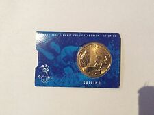 2000 $5 Sydney OLYMPIC GAMES Sailing Coin on Card