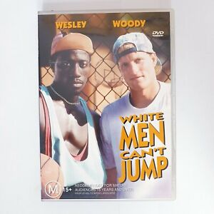 White Men Cant Jump Movie DVD Region 4 Free Postage - Action Comedy