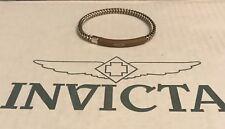 Invicta Jewelry Woven Mesh Bracelet J0102