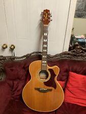 More details for takamine eg523sc jumbo electro acoustic guitar