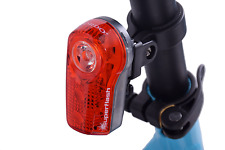 Cordo Agena 3 LED 1/2 Watt 1500 Metres Super Bright Clip On Rear Bike Light Red