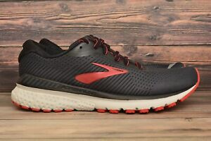 Mens Brooks Adrenaline GTS 20 Black Running Shoes 110307 1D 029