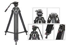 BRAUN Stativ Professional Video PVT 185 inkl. Tasche - einfach Klasse ****