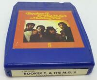 Booker T & The M.G.'s - Melting Pot - 8 Track Tape Stax Records ST8-2035