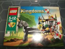 RARE LEGO (7949) Kingdoms Prison Carriage Rescue BRAND NEW IN FACTORY SEALED BOX