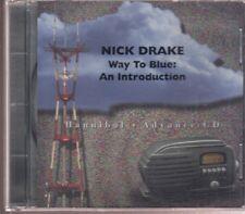 nick drake way to blue an introduction cd promo